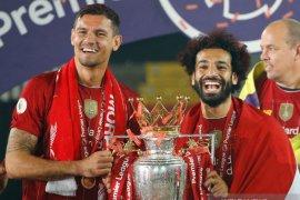 Salah mengaku sedih kehilangan Lovren yang tinggalkan Liverpool