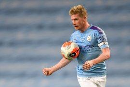De Bruyne ingin City rebut trofi Liga Champions untuk  David Silva
