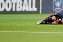Mbappe absen di perempat final Liga Champions karena cedera