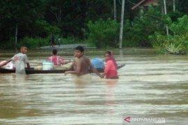 Ribuan rumah di tujuh kecamatan di Aceh Barat terendam banjir