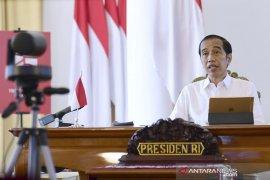 Presiden Jokowi: TNI-Polri berani buat keputusan cepat dan efisien