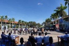 27 santri Pondok Gontor sembuh dari COVID-19 diperbolehkan pulang