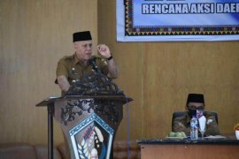 Pemkab Aceh Tengah susun rencana aksi wujudkan kabupaten layak anak