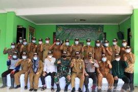 Koramil 0203/Kramatwatu gelar komsos bersama komponen masyarakat