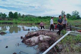 Tim gabungan hentikan aktivitas tambang pasir ilegal di Bintan Kepulauan Riau