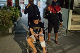 Polda Bali-Polres Badung tangkap napi asimilasi yang curi laptop turis