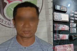 Polres Tanjungbalai ringkus Ica karena miliki sabu