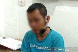 Seorang pria ditangkap karena cabuli dua anak kandungnya yang masih SD