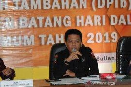 KPU Batanghari  sebut  sudah 50 persen warga didata coklit