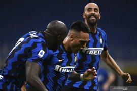 Klasemen Liga Italia setelah Inter kembali duduki peringkat kedua
