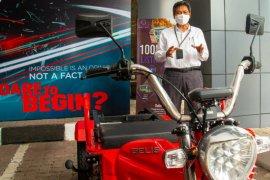 Sejumlah perusahaan komitmen investasi baterai kendaraan listrik di Indonesia