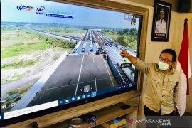 Tol Sidoarjo-Gresik diperkirakan beroperasi akhir Oktober 2020