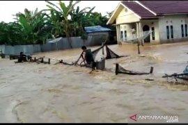BPBD Mukomuko imbau warga tetap waspadai banjir susulan