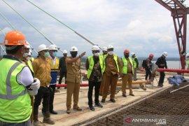 Pembangunan Jembatan Pulau Balang terkendala pembebasan lahan