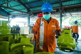 jelang Idul Adha, Pertamina tambah 163.440 tabung elpiji di Kalbar