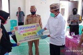 DPRD Gorontalo Utara harap bantuan dampak COVID-19 berlanjut