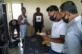 Imigrasi Bali tahan tiga warga Nigeria karena langgar izin tinggal