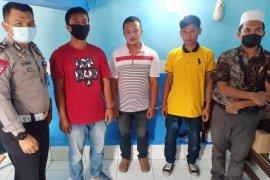 Polrestabes Medan amankan  calo SIM
