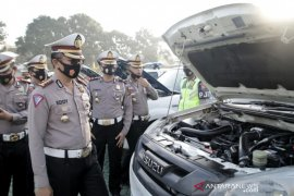 Polda Jabar siapkan rekayasa lalu lintas saat Idul Adha