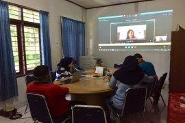 Sinar Mas latih guru di Sumatera teknik edukasi karhutla