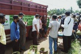 Pertamina gelar operasi pasar elpiji subsidi di Kubu Raya