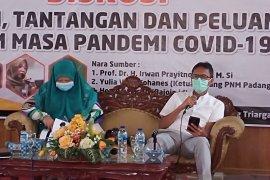 Gubernur: pelaku usaha mesti beradaptasi saat pandemi COVID-19, agar produktif