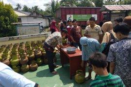 Pertamina gelar operasi pasar elpiji subsidi di Sambas dan Kota Singkawang