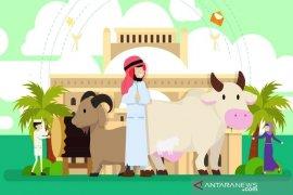 Shalat Idul Adha dan kurban ditengah pandemi COVID-19, ini dia panduan Kemenag Tapsel