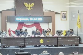 DPRD Banjarmasin setujui LKpj APBD 2019 jadi Perda