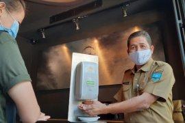 Hotel di Anyer terapkan protokol kesehatan di era normal baru