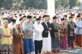 Shalat Idul Adha di Kota Sukabumi bisa dilaksanakan di lapangan