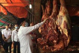Jelang lebaran, Bupati Aceh Besar tinjau pasar Induk Lambaro
