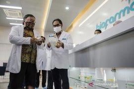 Kimia Farma siap distribusikan vaksin COVID-19 produksi Bio Farma