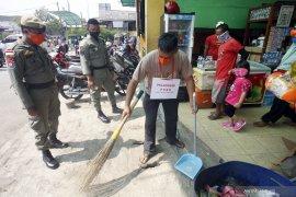 Siap-siap! warga NTB tak gunakan masker didenda Rp500 ribu