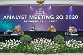 Triwulan II 2020 bank bjb tumbuh positif di tengah tantangan pandemi