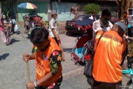 Pemkab Cianjur terapkan sanksi sosial bagi warga yang tidak pakai masker