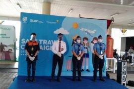 Bandara Sultan Thaha Jambi kampanyekan perjalanan yang aman hadapi kebiasaan baru
