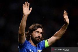 Liga Italia: Pirlo resmi menjadi pelatih baru Juventus