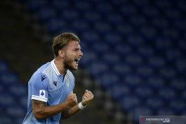 Immobile pertajam catatan gol saat Lazio taklukkan Brescia 2-0