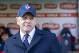 Fiorentina perbarui kontrak pelatih  Giuseppe Iachini