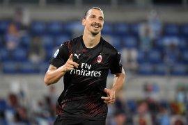 Ibrahimovic sudah menandatangani kontrak  dengan AC Milan hingga 2021