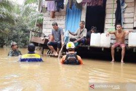 29 rumah hanyut diterjang banjir bandang di Bolaang Mongondow Selatan