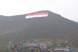 Pendakian di Bukit Kaba belum diperbolehkan