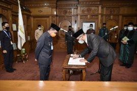Fachrori kembali lantik Sudirman sebagai Penjabat Sekda