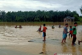 Banjir bandang terjang daerah dataran tinggi Gayo Lues