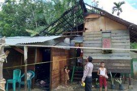 Tega, adik bakar rumah abang kandung di Aceh Timur