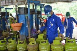 Pertamina tambah 512.000  tabung elpiji 3 kg saat Idul Adha di Sumut