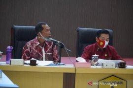 Wali Kota Banjarmasin lakukan evaluasi tentang penyerapan anggaran