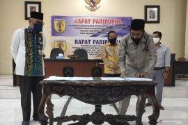 Advertorial - DPRD HST sahkan Raperda pertanggungjawaban pelaksanaan APBD 2019