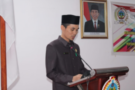 Empat fraksi DPRD KKU beri catatan LPj Tahun Anggaran 2019